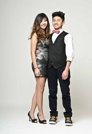 Ethan Castillo, Sarah Bumatay