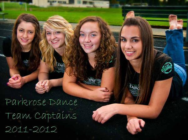 team captains 2011