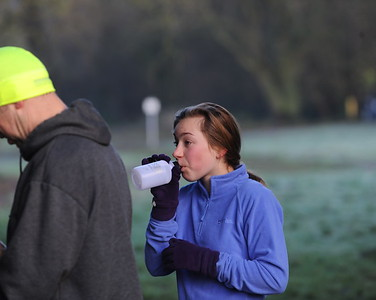 Eastleigh parkrun #234 - 13/12/14