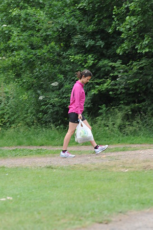 Eastleigh parkrun # 262 - 20/06/15