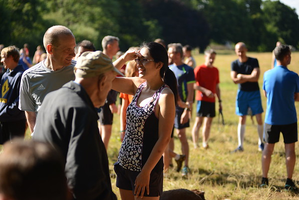 Eastleigh parkrun #267 - 25/07/2015