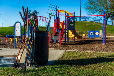 PISD Parks Clean Up_004