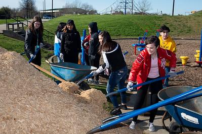 PISD Parks Clean Up_010