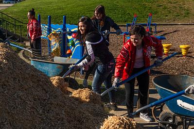 PISD Parks Clean Up_012