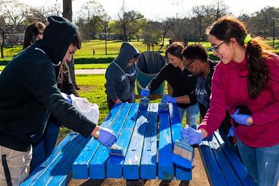 PISD Parks Clean Up_020