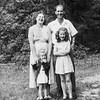 Carlyle & Effie Haynes Family 2015 12 26 #1 4x5