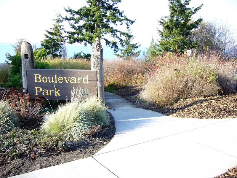 november completed sidewalk at sign
