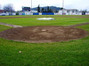 completed - view from home plate