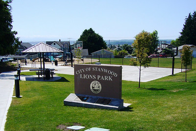 Lion's Park, Stanwood
