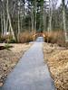 Magrath Corridor (crushed limestone)<br /> 4ft. Trail - 1 ft. Shoulder to boardwalk