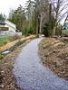 Dakin St. Corridor Trail<br />  4ft. trail - 1 ft. shoulder