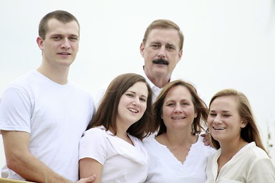Parks Family / Senior Pictures