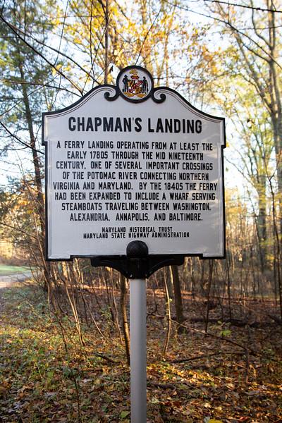 Chapmans Landing