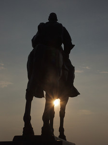 150 years of glory Stonewall Jackson  monument
