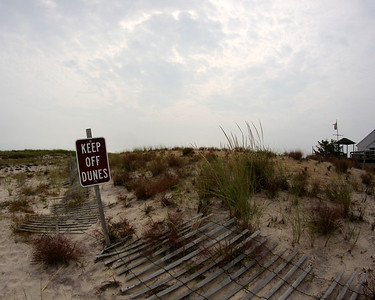 Fire Island National Seashore.