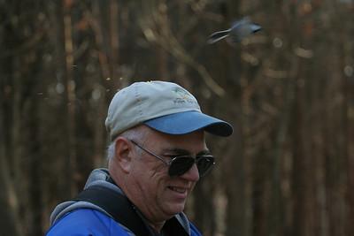 At the Elizabeth A. Morton National Wildlife Refuge, Sag Habor, NY.