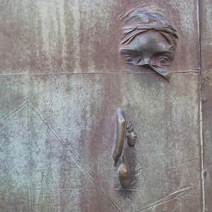 """A silent story  Franklin Delano Roosevelt Memorial """"Social Programs"""" Sculptor Robert Graham"""