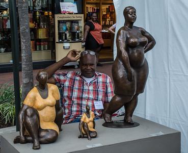 Artist Nnamdi Okonkwo