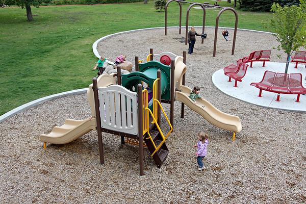 Fred Johns Park - Playground