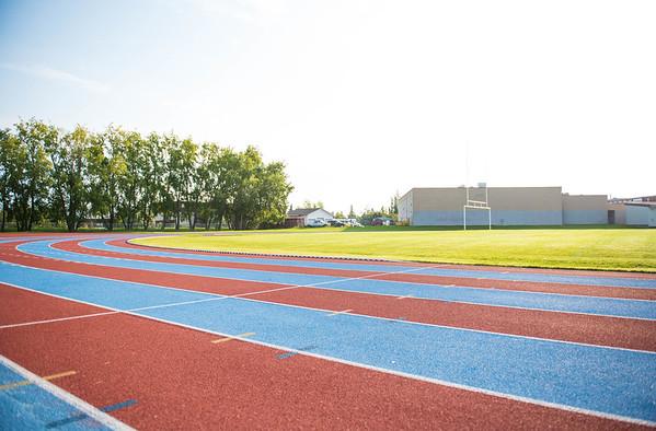 John Bole Athletic Track