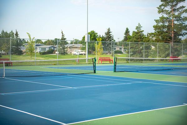 Leduc Tennis Courts