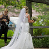 Just happened to be at the park when the bride arrived.  I couldn't help but point my lens her way, she was so beautiful.  Her Fairy tale wedding coming true.  And when the photographer was done with her shoot, then the bride left and the groom's party arrived for their pictures.  But I'm thinking, no one can dispute, the bride stole the show.