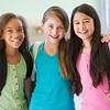 Group of elementary school friends