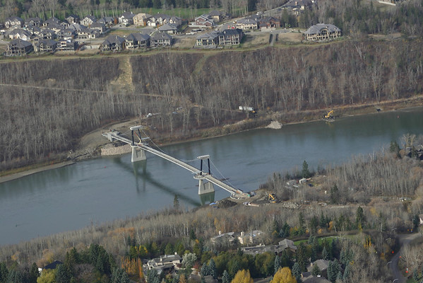 Fort Edmonton Footbridge