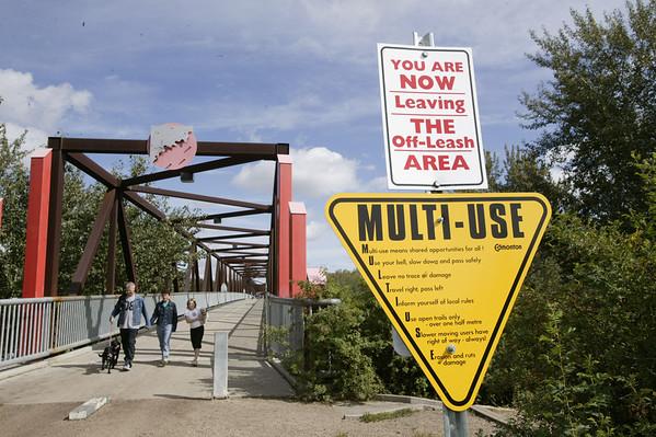Edmonton's and Park Trails.