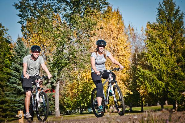 City of Edmonton River Valley Photos<br /> September 2012