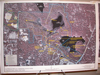 Maclay Conceptual Land Use Plan
