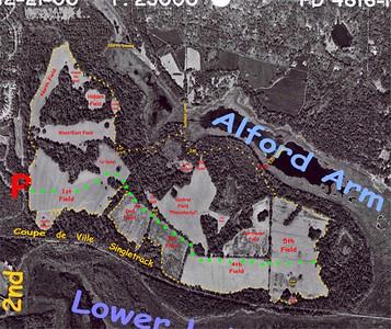 Alford Park Map