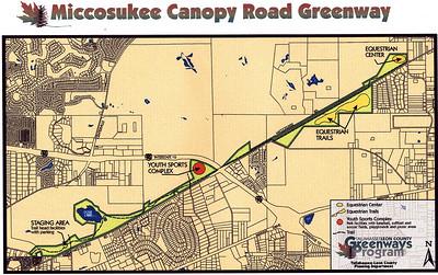 Miccosukee Canopy Road Greenway