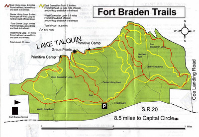 Fort Braden Trails