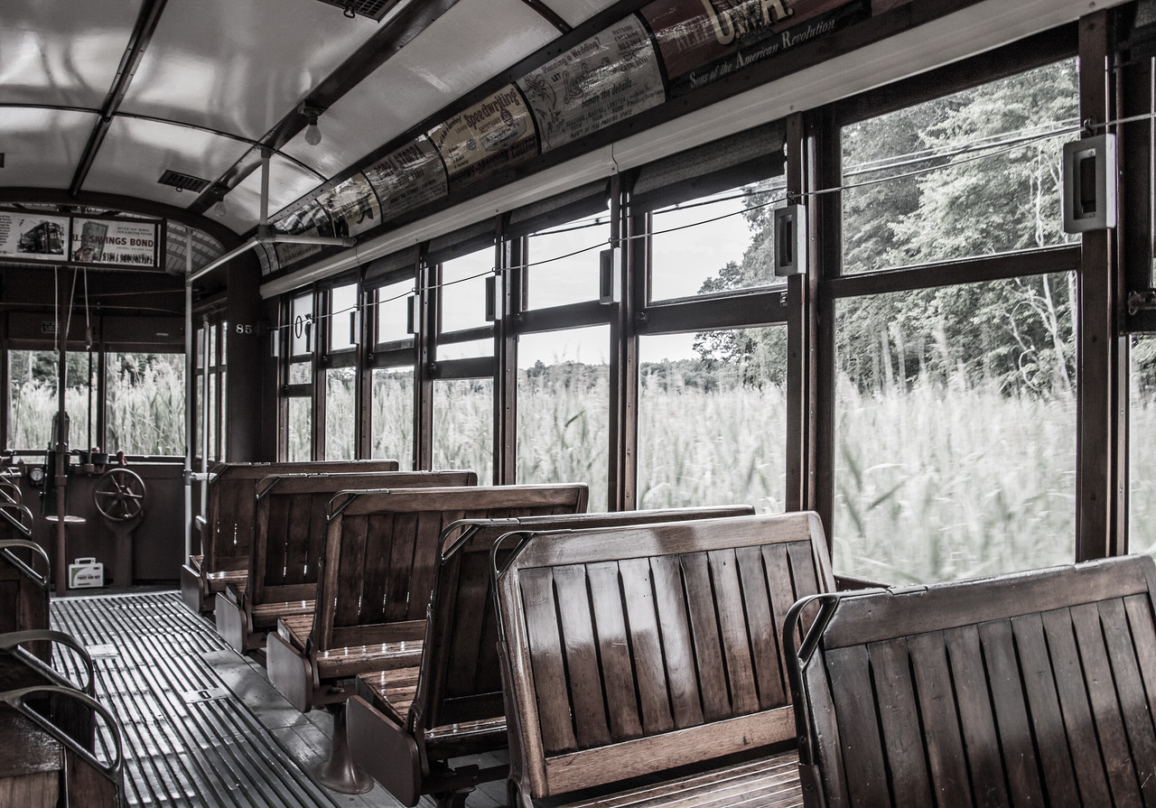 The Shoreline Trolley Museum