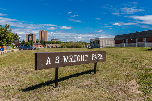 A.S. Wright Park