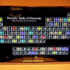 "Periodic Table of Elements<br /> Natural History Museum in Balboa Park, San Diego Featuring ""ALL THAT GLITTERS"" - The Splendor & Science of Gems & Minerals.<br /> Exhibition Highlights:<br /> <a href=""http://www.sdnhm.org/archive/exhibits/allthatglitters/highlights.php"">http://www.sdnhm.org/archive/exhibits/allthatglitters/highlights.php</a><br /> ***Photos taken without flash through glass/plexiglass"