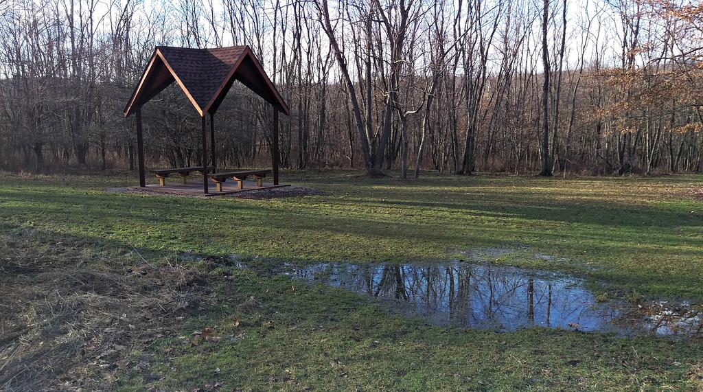 David & Penny Russell Memorial Shelter