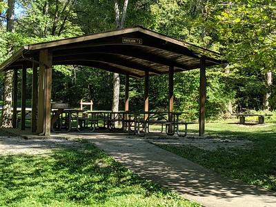 Blue Spruce Pavilion #2