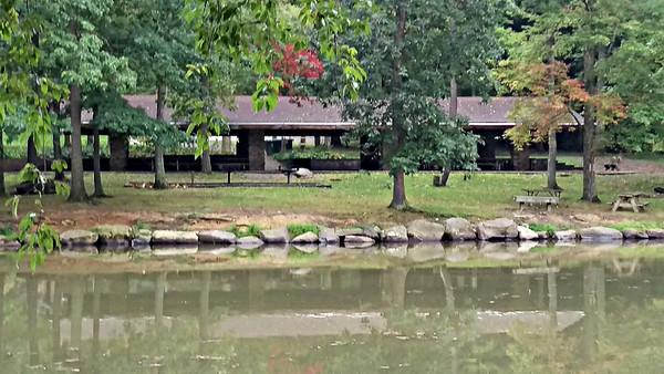 Blue Spruce Park Pavilion #1