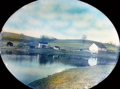 Cummings Dam, c. 1912
