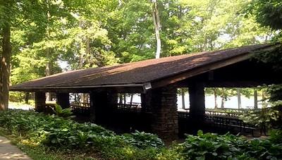 Blue Spruce Pavilion #1