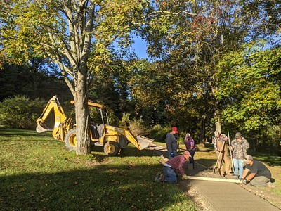 Improving Access at Blue Spruce Park