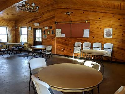 Lakeside Center Interior