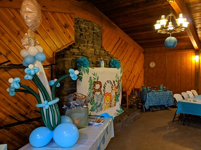 Baby Showers are Popular