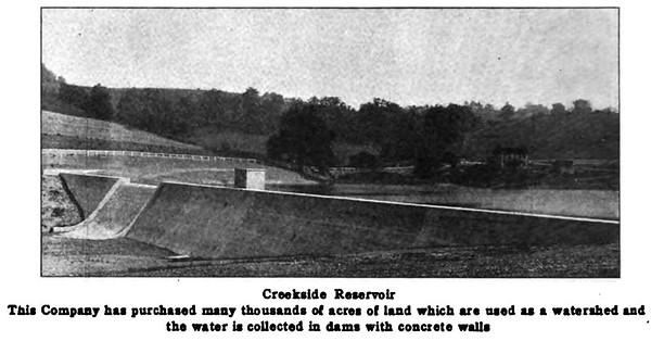 Cummings Dam Historic Photo