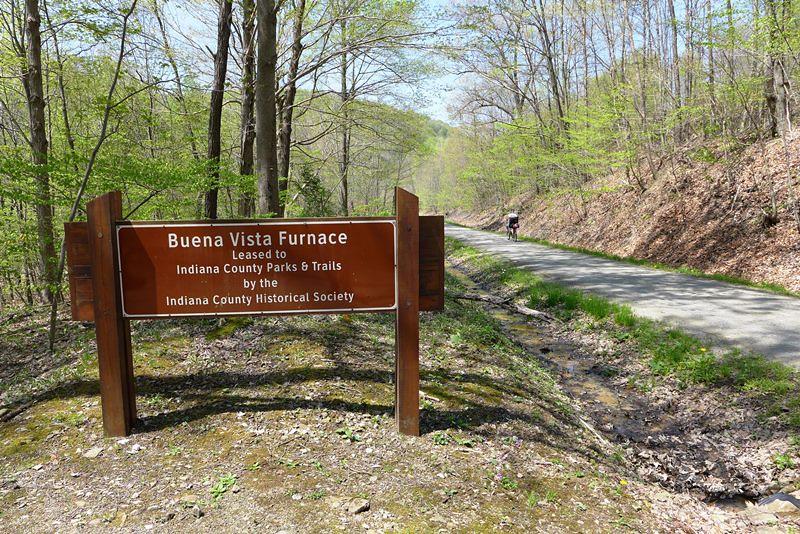 Buena Vista Trail Stop