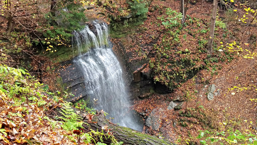 Buttermilk Falls - October 27, 2016