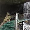 Underneath the Falls