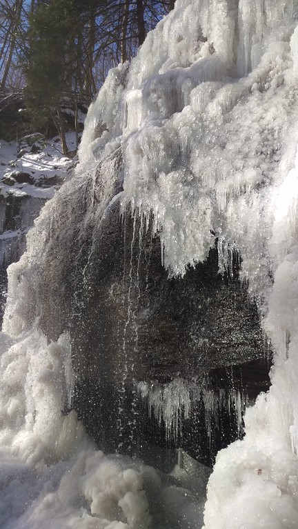 Warmer Temperatures Means Melting Ice